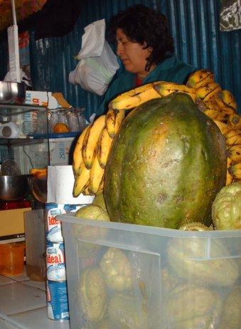 5.- Papaya