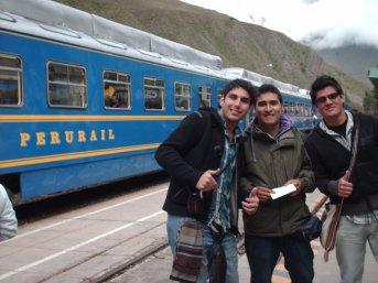 6.- Perurail
